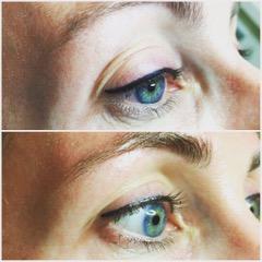 Permanente Make up eyeliners Gelderland Epe Apeldoorn Zwolle Vaassen Emst Heerde