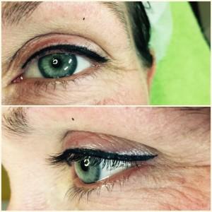 Permanente Eyeliner behandeling EPE